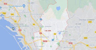 14ème Arrondissement Marseille